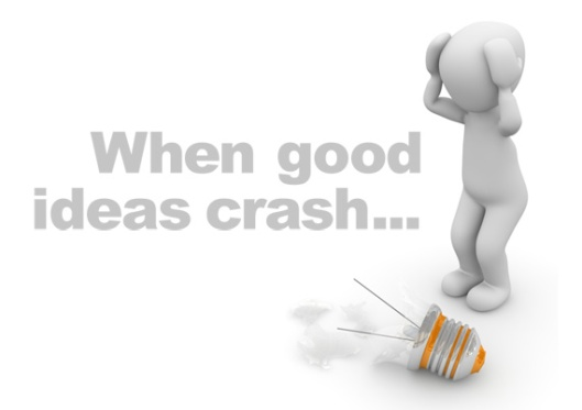 When Good Ideas Crash