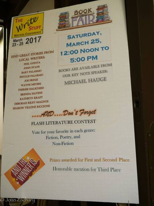 Sat Book Fair Flash Fiction