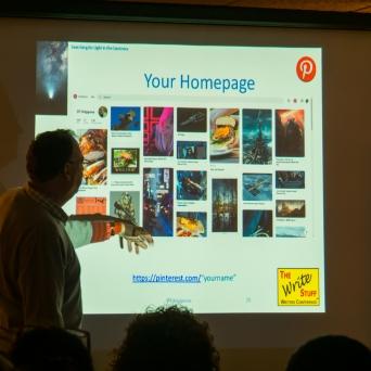 Pinterest Presentation