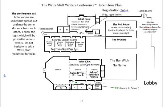2019 Floor Plan corrected