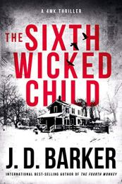 JD Barker Bookcover